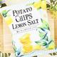 この夏食べたいポテチはこれ!カルディの「塩レモンポテトチップス」をレビュー