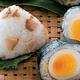 【ランチに使える♪】 おにぎり+肉&卵で栄養バランスが整う!