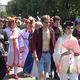 ロシアで「コスプレ」パレード 京アニ放火事件への哀悼も