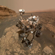 こちらも健在。NASAの火星探査車「キュリオシティ」最新セルフィー公開