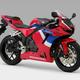 ホンダ、スーパースポーツバイク「CBR600RR」発売
