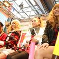 ファッション誌『Popteen』のモデルが勢揃いしたトークショー。