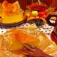 ハロウィンまで待てない!「かぼちゃのプリンケーキ」を作ろう♪