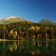 五色に変幻する神秘の湖「オンネトー」の紅葉とアーベントロート 北海道から毎日お届け中!