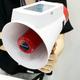パナソニックがメガホン型翻訳機「メガホンヤク」! 訪日外国人を救う多言語翻訳サービス