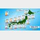 7月17日(水)の全国天気と気温