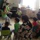 「北京市朝陽区啓蕊リハビリセンター」にて、障害者の子供たちが教育を受ける風景=「北京市朝陽区啓蕊リハビリセンター」提供
