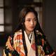 大河ドラマ「麒麟がくる」第30話。帰蝶(川口春奈)(C)NHK
