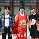 【PHOTO】Newkidd「第6回宮廷文化祝典」のイベントに参加…景福宮でクールにポーズ(動画あり)