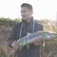 サケ遡上の石川・手取川 全国から釣りファン訪れる