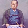 「毛利敬親肖像」(原田直次郎、明治23年(1890)、山口県立山口博