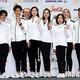 (写真提供=SPORTS KOREA)アイスショー出演者たち