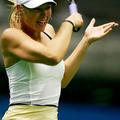 苦戦を強いられながらも準々決勝へ進んだマリア・シャラポワ (