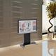サンワサプライ、縦向きにも設置可能な壁寄せテレビスタンド発売