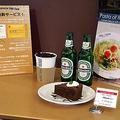 「ESPRESSO AMERICANO 秋葉原タイムズタワー店」のケーキ