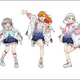 ラブライブ!新シリーズ『ラブライブ!スーパースター!!』スクールアイドルグループ・Liella!(リエラ)デビューシングル「始まりは君の空」4月7日発売決定!!
