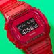 G-SHOCKからスケルトン素材の新作腕時計、名作「DW-5600」がベース