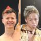 那須川天心(左)と武尊