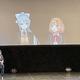 京都市で「国際マンガ・アニメフェア2019」が開幕 朝早くから長蛇の列
