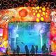 幻想的な光の演出が施された新江ノ島水族館がハロウィン一色に染まる「ヒカリノエノスイ〜美しい水族館〜ハロウィンまつり」開催