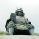 甲府市にある武田信玄像