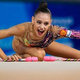 ロシア新体操選手のダリア・トゥルブニコワ【写真:Getty Images】