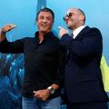 8月7日、米ロサンゼルスで6日、海洋パニック映画『MEG ザ・モン