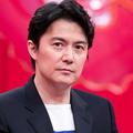朝ドラマ「生田家の朝」制作発表にて、福山雅治 (12月2日、東