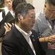 日本ハム戦を観戦した西武・後藤オーナー