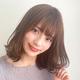 女顔さんに似合うヘアスタイル 大坂彩乃 | dyplus