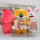 再販売される『一番くじ ギンビス たべっ子どうぶつ お菓子がいっぱいコレクション』 (C)GINBIS