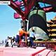 10月の大型連休で、武漢の観光地・黄鶴楼は上海ディズニーランドなどを抑えて中国国内で人気ナンバー1の観光地となっている。