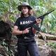 元ミス・ミャンマーが「武装」を決意 ミャンマー女性が直面する過酷な状況