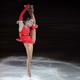 フィギュアスケート・GPシリーズ第3戦の中国杯。最終日に行われた、エキシビションから。  写真は、ロシアのユリア・リプニツカヤ。この日も、彼女の持ち味でもある、体の柔軟性と技のキレを発揮。キャンドルスピンなどを披露し、注目を集めた。 (写真:フォート・キシモト)  [2012年11月4日、上海オリエンタル・スポーツ・センター/中国]