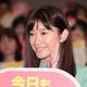 映画『今日も嫌がらせ弁当』の親子試写会に登場した篠原涼子