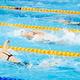 中国メディアは、韓国・光州で行われている世界水泳の女子100メートルバタフライの表彰式で、メダリスト3人がカメラの前に向かってそれぞれ両手のひらを出し、「イケエ・リカコ・ネバー・ギブアップ」とのメッセージを見せたと紹介している。(イメージ写真提供:123RF)