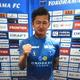 横浜FCのカズが「Jリーグの日」に向け動画メッセージ(横浜FC提供)