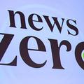 関係者から、番組のタイトルロゴ「NEWS ZERO」を小文字のアルフ
