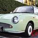 30年前のナウい国産車が250万円超え!? 日産「フィガロ」の極上車を発見!