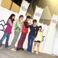 左より高梨臨、鈴木勝吾、松坂桃李、相葉弘樹、森田涼花