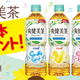 【ごくごく飲める♪】爽健美茶600ml 1ケース(24本)プレゼント!