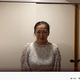 大きな注目を集めた謝罪動画(華原朋美YouTubeチャンネルより)