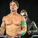 ジョン・シナの背後に悪霊ワイアットが現れた(C)2020 WWE, Inc. All Rights Reserved.