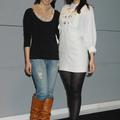 姉の田中優夏と妹のせいら。2011年のRAYBRIGは、姉妹レースクイ