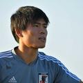 ボローニャに加入した日本代表DF冨安【写真:Getty Images】