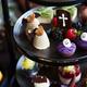 アマン東京で「モンブラン」主役のハロウィンアフタヌーンティー、和栗や紫芋など多種多様なフレーバー