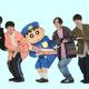 「マカロニえんぴつ」が担当 (C)臼井儀人/双葉社・シンエイ・テレビ朝日・ADK 2021