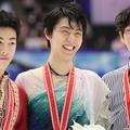 日本からは羽生とも仲のいい同期2人も出場し、田中刑事が3位に。