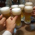 乾杯...(画像はイメージ)