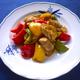 【15分時短レシピ】鶏とパプリカのさっぱり照り焼き